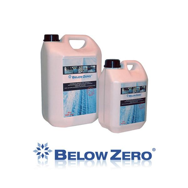 Below Zero - liquido sciogli ghiaccio
