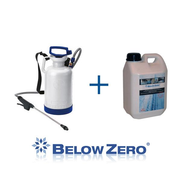 Below Zero - Kit sciogli ghiaccio