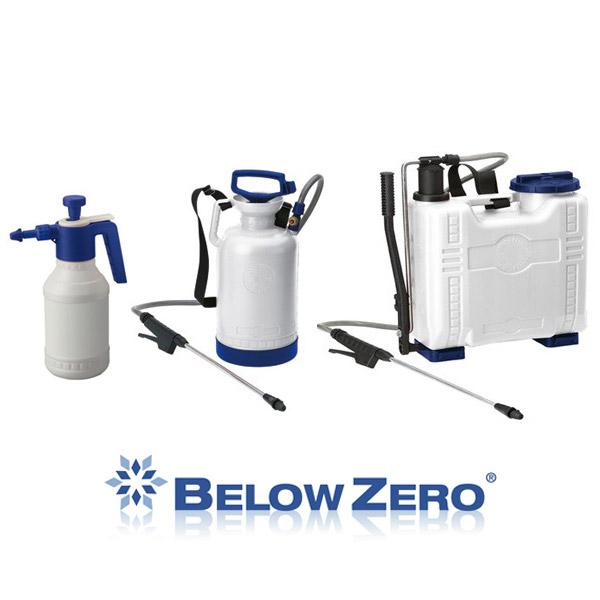 Spruzzatore liquido antighiaccio Below Zero